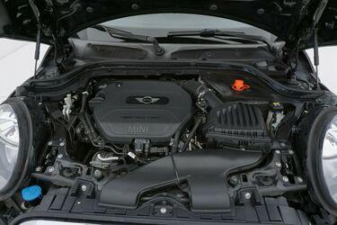 Vano motore di Mini 3 porte