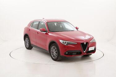 Alfa Romeo Stelvio Executive Q4 AT8 usata del 2018 con 68.175 km