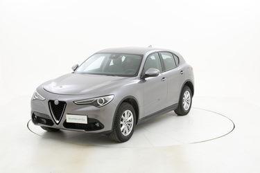 Alfa Romeo Stelvio usata del 2017 con 104.732 km