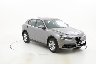Alfa Romeo Stelvio usata del 2017 con 104.731 km