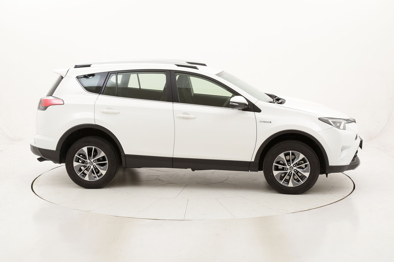Toyota RAV4 Hybrid Business usata del 2018 con 34.387 km