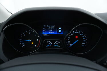 Interni di Ford Focus