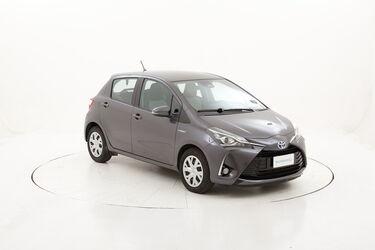 Toyota Yaris Hybrid Business usata del 2018 con 28.362 km