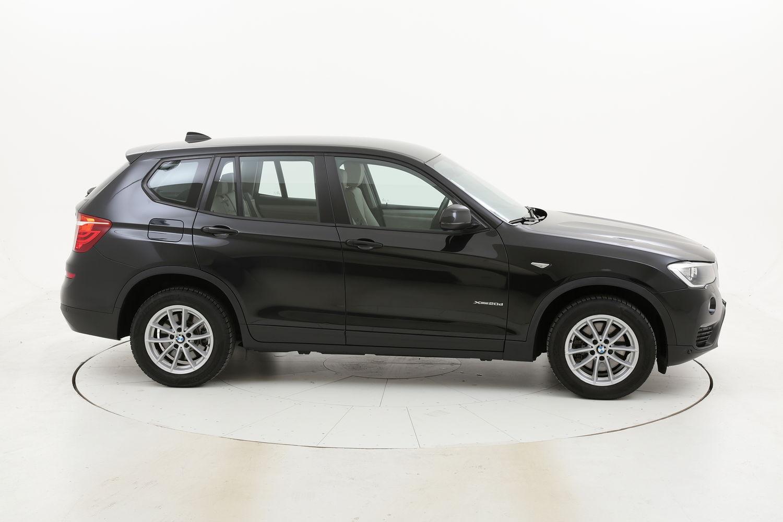 BMW X3 usata del 2015 con 65.655 km