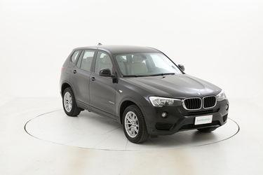 BMW X3 usata del 2015 con 65.646 km