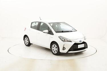 Toyota Yaris Hybrid Business usata del 2018 con 46.284 km
