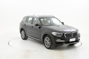 BMW X3 usata del 2018 con 12.300 km