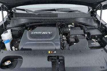 Vano motore di Kia Sorento