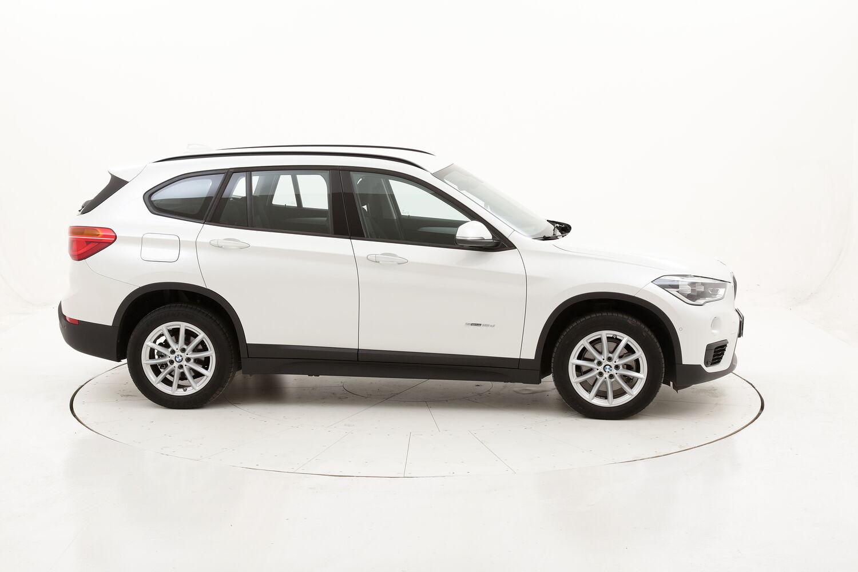 BMW X1 18d sDrive Business Aut. usata del 2018 con 23.977 km