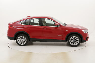 BMW X4 20d xDrive Business Advantage aut. usata del 2017 con 85.441 km