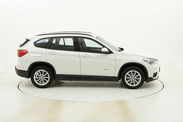 BMW X1 18d sDrive Business aut. usata del 2017 con 48.357 km