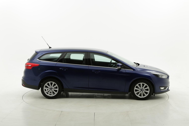 Ford Focus usata del 2016 con 117.976 km