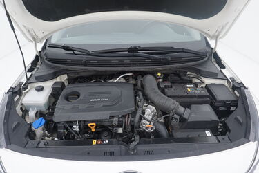 Vano motore di Kia Rio