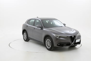 Alfa Romeo Stelvio usata del 2017 con 36.518 km