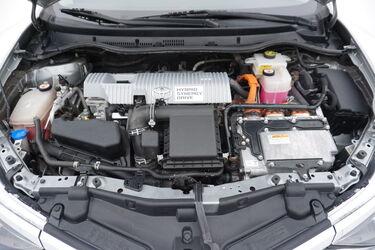 Vano motore di Toyota Auris