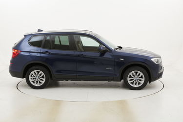 BMW X3 20d xDrive Business Advantage Aut. usata del 2017 con 92.142 km