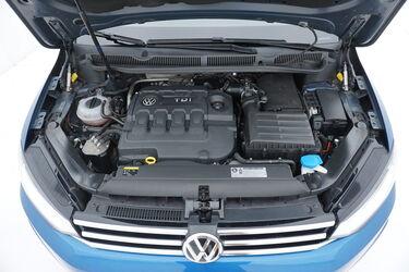 Vano motore di Volkswagen Touran