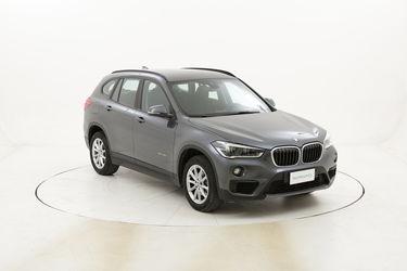 BMW X1 16d sDrive Business usata del 2017 con 45.640 km