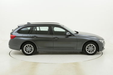 BMW Serie 3 318d Touring Business Advantage aut. usata del 2018 con 53.026 km