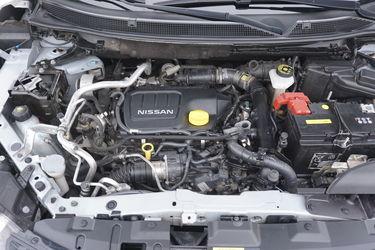Nissan Qashqai  Vano motore