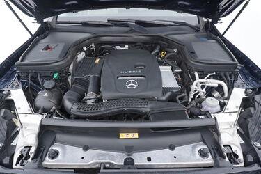 Vano motore di Mercedes GLC
