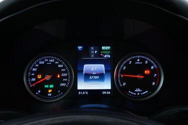 Interni di Mercedes GLC