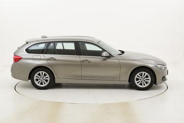 BMW Serie 3 316d Touring usata del 2017 con 61.852 km