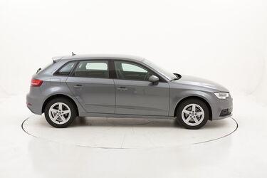 Audi A3 SPB Business S tronic usata del 2018 con 37.124 km