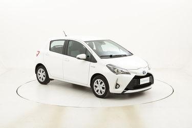 Toyota Yaris Hybrid Business usata del 2018 con 41.719 km