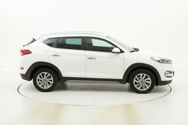 Hyundai Tucson usata del 2017 con 127.833 km