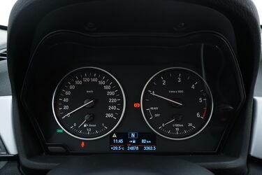 Interni di BMW X1
