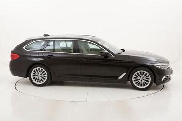 BMW Serie 5 520d xDrive Touring Luxury Aut. usata del 2018 con 102.969 km