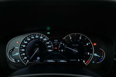 Interni di BMW Serie 5