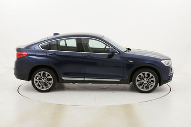 BMW X4 20d xDrive xLine Aut. usata del 2017 con 57.084 km