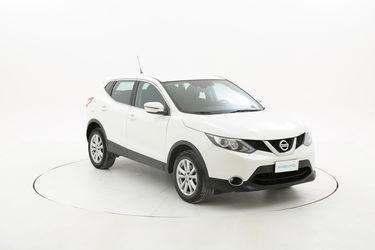 Nissan Qashqai usata del 2016 con 45.545 km