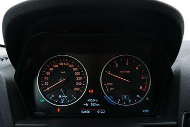 Interni di BMW Serie 1