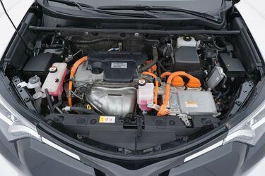 Vano motore di Toyota RAV4
