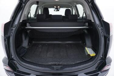 Bagagliaio di Toyota RAV4
