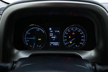 Interni di Toyota RAV4