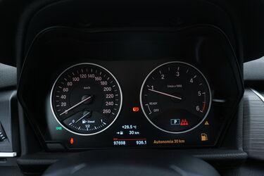 Interni di BMW Serie 2 Gran Tourer
