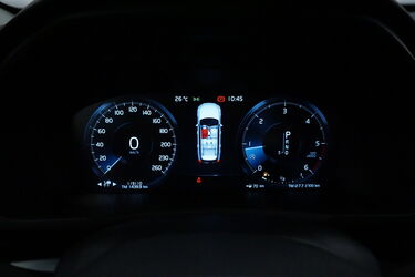 Interni di Volvo XC90