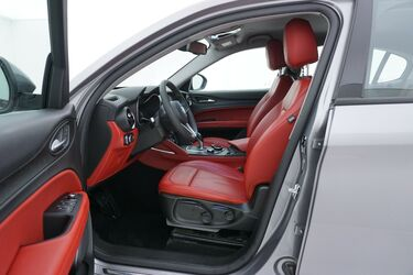 Sedili di Alfa Romeo Stelvio