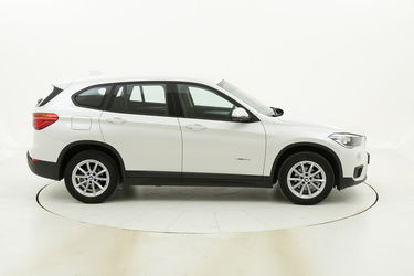 BMW X1 16d Sdrive usata del 2017 con 49.725 km