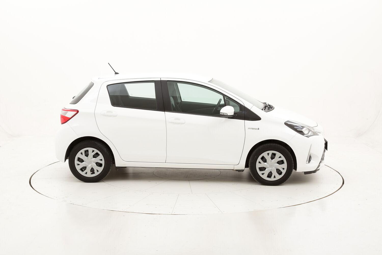 Toyota Yaris Hybrid Business usata del 2018 con 29.787 km