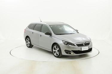 Peugeot 308 usata del 2017 con 87.327 km