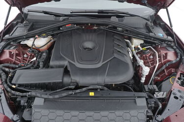 Vano motore di Alfa Romeo Giulia