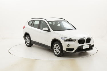 BMW X1 16d sDrive Business usata del 2018 con 71.273 km