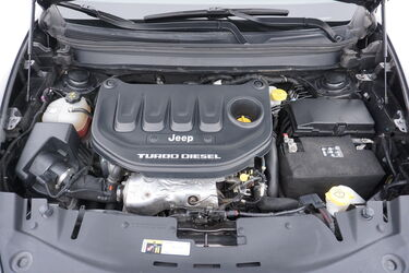 Vano motore di Jeep Cherokee