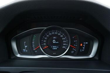Interni di Volvo V60