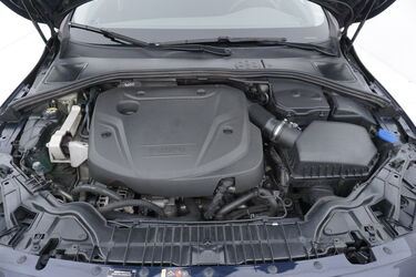 Vano motore di Volvo V60